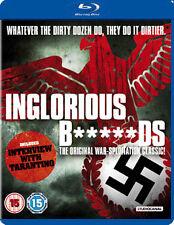 INGLORIOUS BASTARDS - BLU-RAY - REGION B UK