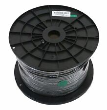 Elite Core Tactical Shielded Soft CAT5E Bulk Cable 500' Spool - Lay Flat Cable