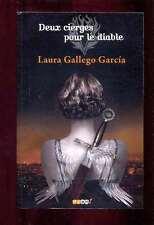 Laura Gallego GARCIA - Deux cierges pour le Diable, Baam! 2009 NEUF -50%