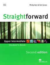 Macmillan STRAIGHTFORWARD Second Edition UPPER-INTERMEDIATE Student's Book @NEW@