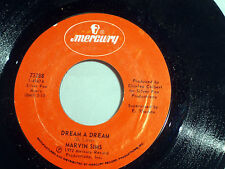 Marvin Sims: Dream a Dream / I Can't Turn You Loose  [Unplayed Copy]