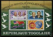 Togo  1975  Scott # C258a  MNH Souvenir Sheet
