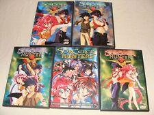 sorcerer hunter anime 5 dvd set