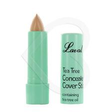 Laval Tea Tree Concealer Cover Stick Dark Creamy Blemish Hide Spots Dark Circles