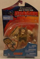 "How to Train Your Dragon - Series 1 Walmart Exclusive 4"" Gobber Spin Master MOC"