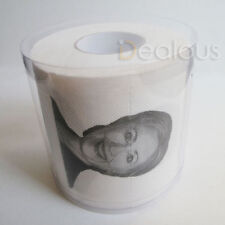 One Rolls Lock Her Up Hillary Clinton Toilet Tissue Paper Novelty Joke Humor
