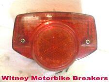 HONDA CG125 REAR BRAKE LIGHT STOP LAMP BACK TAILLIGHT TAIL CG 125 1979 6V 6 VOLT