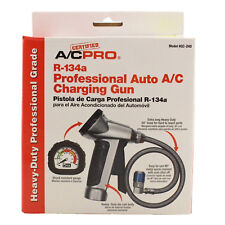 Air conditioning Quickcharge Gun with Gauge for Professional use QC-2HD AC PRO