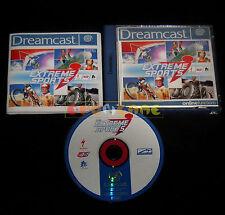 SEGA EXTREME SPORTS Dreamcast Dc Versione Europea PAL Sport ••••• COMPLETO