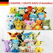 Pokémon Plüschtier Stofftier Plüsch Spielzeug Kuscheltier Geschenk