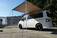 2.0M X 2.0M Pull Out Awning For 4X4S Vans Or Motor Homes Expedition Awning