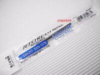 6 x Uni-Ball Jetstream SXR-7 0.7mm Ballpoint Pen Refills for SXN-157, Blue