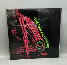 Low End Theory by A Tribe Called Quest Vinyl Record 2LP (Double LP Record, 2017)