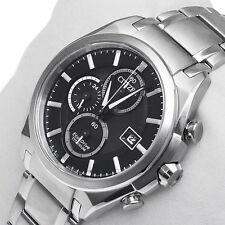 Citizen Titanium Strap Wristwatches with Chronograph