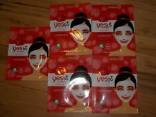 Yes To Tomatoes Clear Skin Acne Fighting Paper Mask, 1 Single Use Mask (5 Pk)