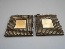 2X LSI  L5A5229 VINTAGE CERAMIC CPU FOR GOLD SCRAP RECOVERY