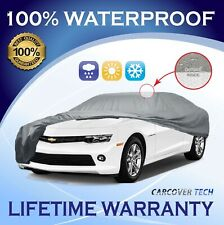 100% Waterproof/All Weatherproof Full Car Cover For Chevy Camaro [1968-2020]