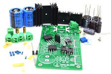 DIY Tube Preamp Power Supply Kit DC200V + DC200V + DC12.6V (6.3V) for GG PSU