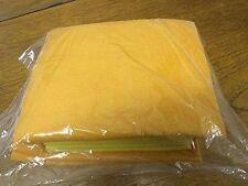 10 Amarillo Naranja Limpieza del coche detallando paños toallas de microfibra suave polaco..