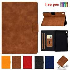 "Leather Cover Case For Samsung Galaxy Tab A 8 9.7 10.1"" T515 Tablet S6 10.4 P610"