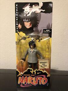 """2007 Kiba Naruto Shonen Jump 6"""" Action Figure"""