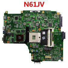 For Asus N61J N61Jv Mainboard Motherboard 60-Nykmb1200 Test Ok