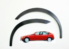 BMW 3 E36 Compact Brand New Wheel Arch Trims Black 4 pcs Front Rear Wing Kit