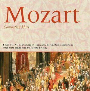 Mozart - Coronation Mass & Other Sacred Music