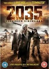 2035: Forbidden Dimensions - DVD - Brand New & Sealed