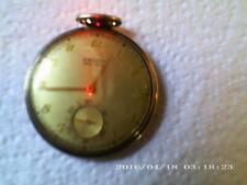 Vintage Gruen Veri-Thin 15 jewel 10K gold filled pocket watch