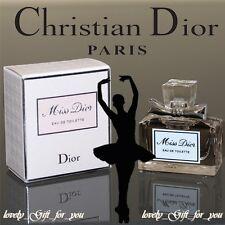 NEW IN BOX Christian Dior Miss Dior Eau De Toilette 5 ml/ 0.17 FL OZ