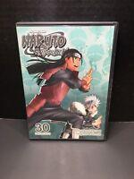 Naruto: Shippuden - Uncut Box Set 30 (DVD, 2017, 2-Disc Set) Ep. 377-385 Anime