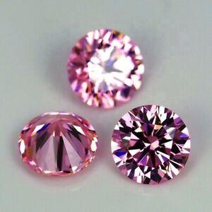 Argyle Pink Diamonds - 6PP - Certified - Argyle Lot Number - Round - Natural