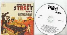 Back On The Street Again 2017 UK 20-track promo test CD Daly-Wilson Big Band