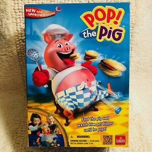 Pop The Pig Game New and Improved Goliath Games 30546