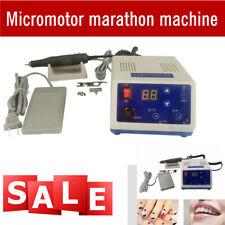 Dental Lab Marathon Polishing Machine Micromotor Unit N4 45k Rpm Handpiece