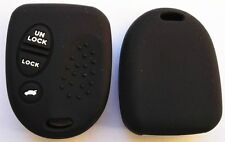 BLACK SILICONE KEY COVER SUITS HOLDEN COMMODORE VS VT VX VY VZ WH WK WL