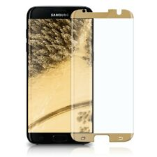 3D Curved Panzer Glas für Samsung Galaxy S7 Edge Display Schutz Folie 9H Clear