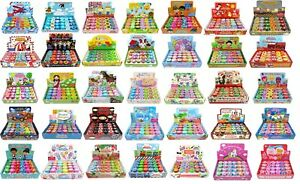 Self Ink Stampers Birthday Party Favors Stamps Goody Bag Fillers Stamp 24PCs