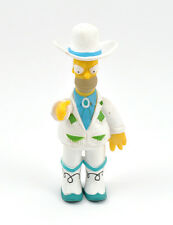 Simpsons 20th Anniversary Figurines Series 1-5 Colonel Homer (Rare Chase)