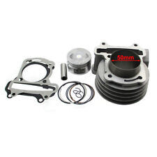 100cc Big Bore 50mm Cylinder Kit For 139QMB GY6 50cc 80cc Moped Scooter ATV Quad