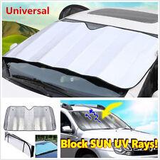 Car Windshield Sun Visor Cover Protector Foldable Sun Shade Reflector Anti-UV