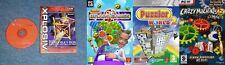 Pandoras Box & Puzzler Brain Games & Welt 2 & Crazy Machines 2 komplett NEU & VERSIEGELT