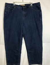 JMS Just My Size Womens Plus Jeans Stretch Classic Denim Size 24W Short