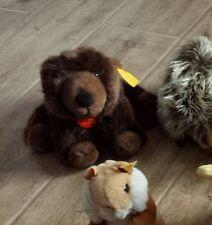 Steiff Tier Braunbär Baby 069314 alt Top Zustand