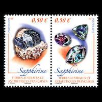 """TAAF 2019 -  Minerals """"Sapphire"""" - MNH"""
