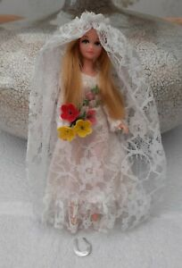 Palitoy Pippa Doll Bride Complete