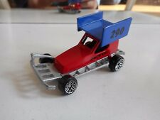 Edcreations Brisca F1 Stock Car #290 SImon Gill in Red/Blue on 1:64