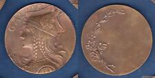 Médaille - Gallia par Morlon 129 Gramme Bronze