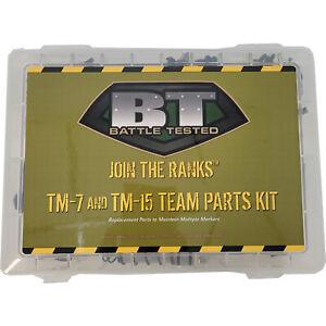 BT TM-7/TM-15 Team Replacement Parts Kit - Paintball